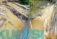 Photo of Sungai Perak Semakin Tercemar, Warga Menjerit Meminta Bantuan Air Bersih