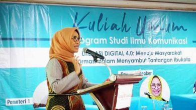 Photo of Hadapi Tantangan Pembangunan IKN, Hetifah: Milenial Kaltim Wajib Melek Digital