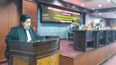 Photo of Dianggap Tak Penuhi Syarat, Pimpinan Dewan Stop Interpelasi Soal Sekprov Kaltim (1)
