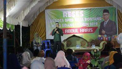 Photo of Abdul Haris Gelar Reses yang Dihadiri 500 Warga