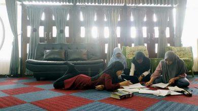 Photo of Ubah Konsep Ruang Baca Santai, Pengunjung Perpustakaan Bontang Meningkat