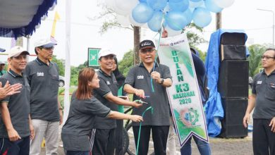 Photo of Pupuk Kaltim Peringati Bulan K3 Nasional, Gelar Beragam Lomba Safety