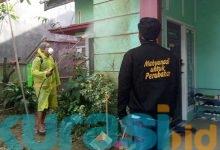 Photo of Perangi Wabah Corona, Tim Relawan Mahyunadi Gencarkan Penyemprotan Disinfektan