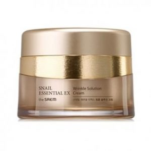 Produk Snail Skincare Korea The Saem Snail Essential EX Wrinkle Solution Cream