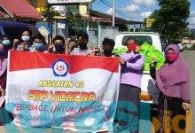 Photo of Bakti Sosial Peduli untuk Negeri, Aksi Kemanusiaan Siswa SMP Vidatra Angkatan 42 di Tengah Wabah Covid-19
