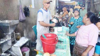 Photo of Banyak Diserbu untuk Hidangan Lebaran, Harga Kelapa Parut dan Ayam Naik
