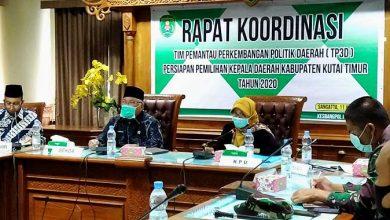 Photo of Jelang Tahapan Pilkada Masa Pandemi, KPU Kutim Minta Bantuan APD