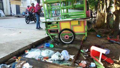 Photo of Gara-Gara Mengantuk, Sopir Mobil Pick Up Seruduk Gerobak Bakso dan 3 Unit Motor
