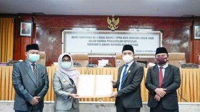 Photo of DPRD Bontang Sahkan 6 Raperda, Neni Minta Tingkatkan Kinerja