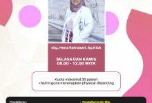 Photo of Jadwal Pelayanan Spesialis Kesehatan Gigi Anak RSUD Taman Husada Bontang