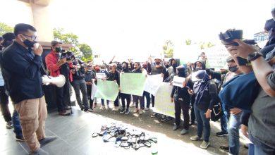 Photo of Solidaritas Jurnalis Bontang Kecam Tindakan Represif Kepolisian