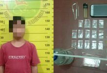 Photo of Tak Kapok Tidur di Jeruji Besi, Pemuda 21 Tahun Asal Kelurahan Api-Api Kembali Edarkan Narkoba