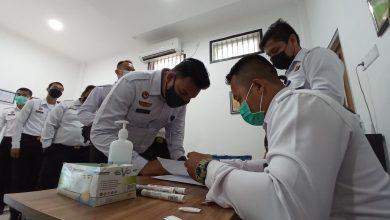 Photo of Disebut Sarang Narkoba, Lapas Bontang Gelar Tes Urine, 7 Orang Mangkir