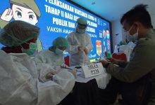Photo of Anggota DPRD Bontang Terima Dosis Pertama Vaksinasi Tahap II