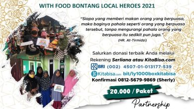 Photo of Gerakan 1000 Boks Berkah Ramadan dan Semangat The Power of Gotong Royong Kota Taman
