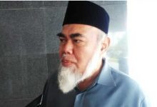 Photo of Imam Besar Masjid Islamic Center Samarinda KH Fahkruddin Wahab Wafat, Ini Riwayat Hidup Almarhum