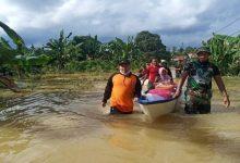 Banjir Berau Berangsur Surut, Distribusi Bantuan Mulai Mengalir, Tersisa 6 Desa Masih Banjir