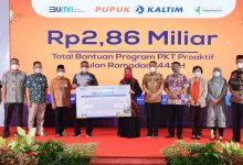 Photo of PKT Proaktif Salurkan Bantuan Ramadan Senilai Rp2,86 Miliar bagi Masyarakat Bontang