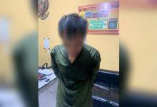 Photo of Bukannya Silaturahmi Saat Idulfitri, Pria di Balikpapan Malah Rusak Fasilitas Masjid