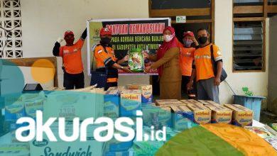 Photo of Baznas Bontang Salurkan Bantuan Korban Banjir di Kutim