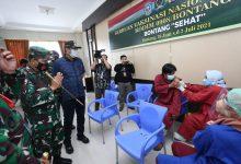 Photo of Penegak PPKM Darurat Jangan Arogan, Pesan Danrem Ketika Kunjungi Bontang