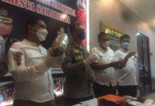 Photo of Nekat Beli Narkoba Lewat Medsos, 5 Pengedar di Samarinda Bakal Membusuk di Penjara