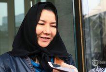 Terungkap, Mantan Penyidik KPK Ini Kerap Kunjungi Rita Widyasari di Lapas Tangerang